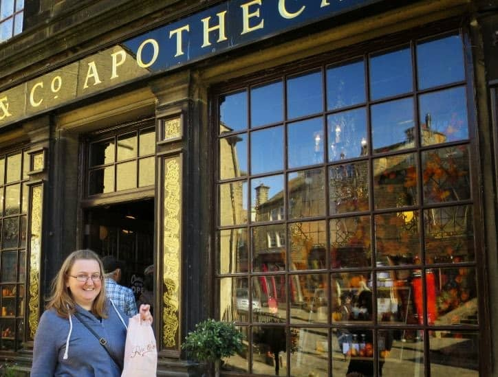 apothecary shop in haworth village