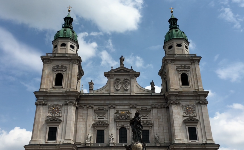 Salzburger Dom, Salzburg, Austria